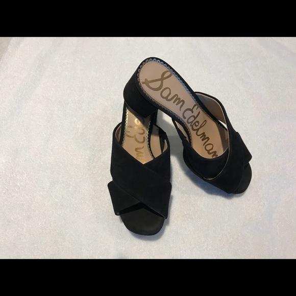 f02440a81bd Sam Edelman Shoes - Sam Edelman Jayne Platform Mule Sandal